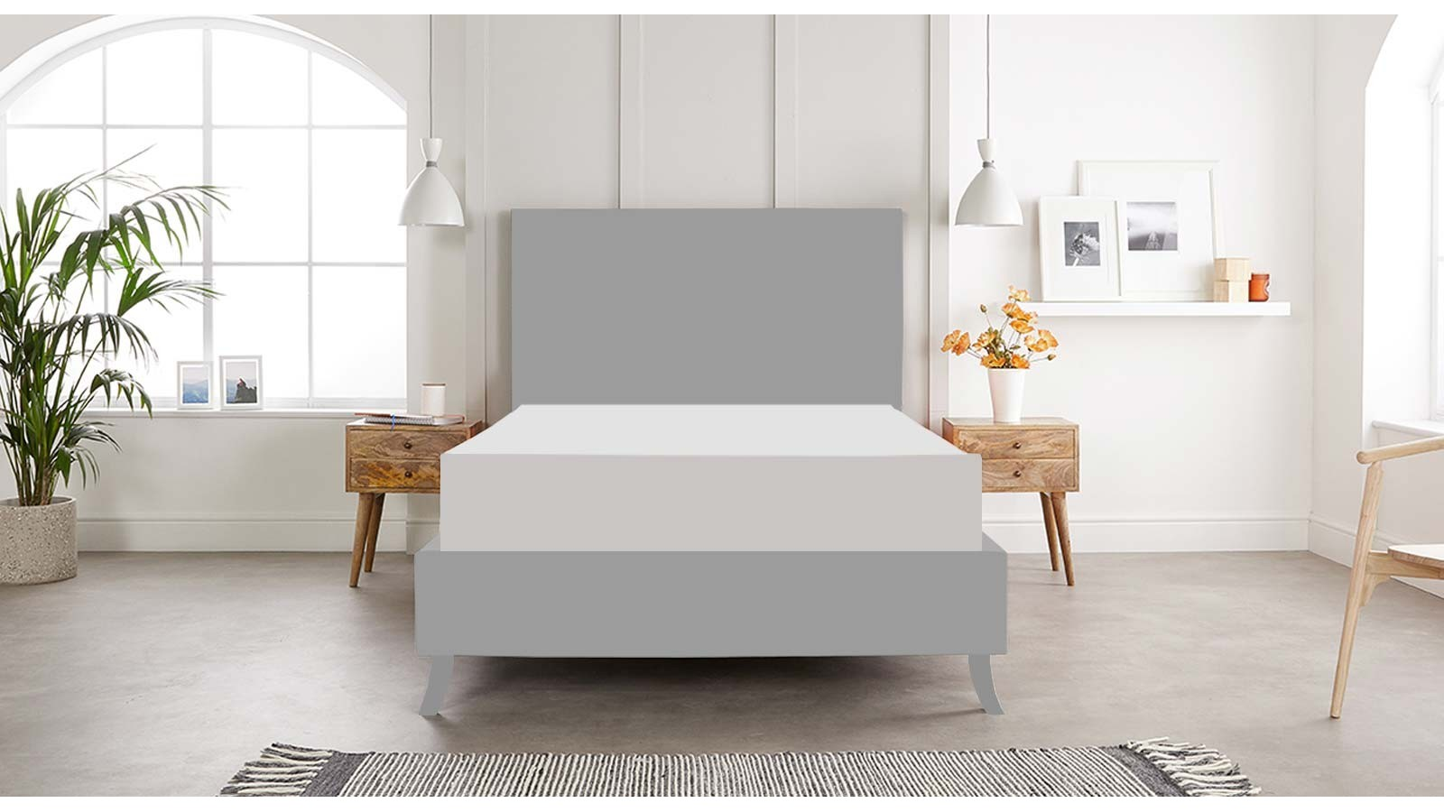 Picture of: Build Your Own Bed Simple Modern Styles