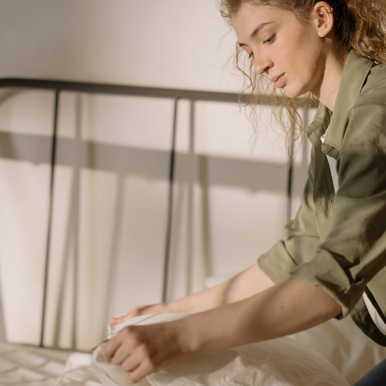 Bed and mattress after care with Lea mattress