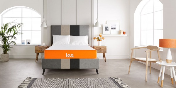 How to build your bed with Lea Mattress