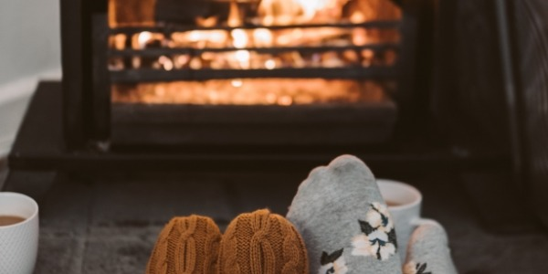 How to stay warm in winter