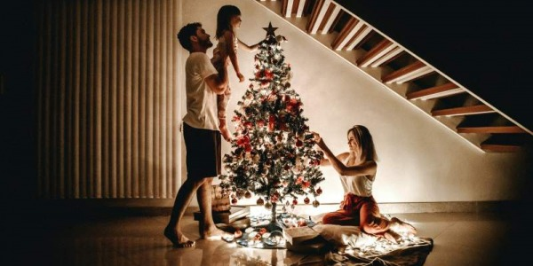 Our favourite, festive, interior design trends