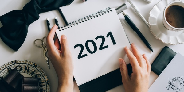 Healthy living goals for 2021
